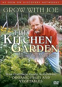 Grow With Joe - The Complete Kitchen Garden With Joe Maiden [DVD]