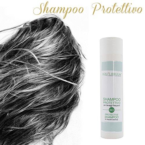 Zoom IMG-2 equilibrium cosmesi naturale shampoo protettivo