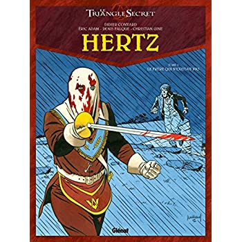 Hertz - Tome 03: Le Frère qui n'existait pas