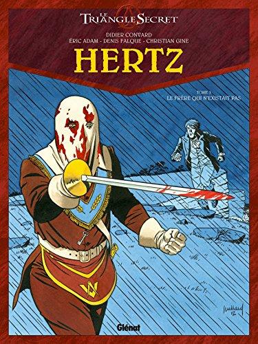Hertz - Tome 03: Le Frère qui n'existait pas par Éric Adam