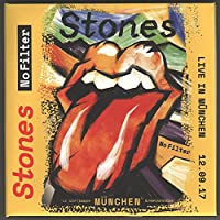 THE ROLLING STONES LIVE IN MÜNCHEN 2017 No Filter Tour limited edition 2CD set in cardbox