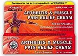 Best Cremas musculares Alivio del Dolor - Dr. Sheffield's Therma-Rub, crema para el alivio del Review