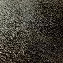 Craftine Simili cuir d'ameublement uni Marron chocolat - Par 50 cm