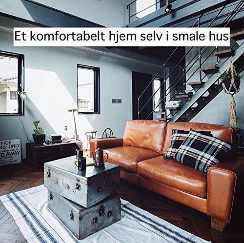 Et komfortabelt hjem selv i smale hus (Norwegian Edition) por N Matsuura