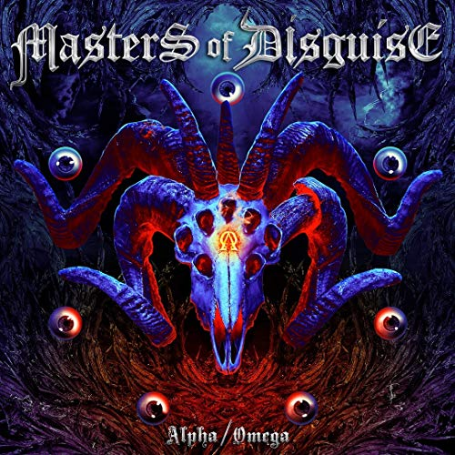 Masters of Disguise: Alpha / Omega (Audio CD)