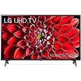 LED TV 65 inch LG 4K 65UN71003 Smart TV Europa zwart