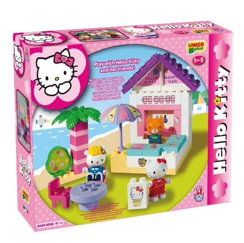 Androni-8669hk-Jouet de Premier Age-Das Snack Strand-Hello Kitty (Hello Kitty Snacks)