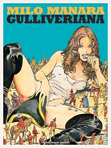 Gulliveriana par Milo Manara