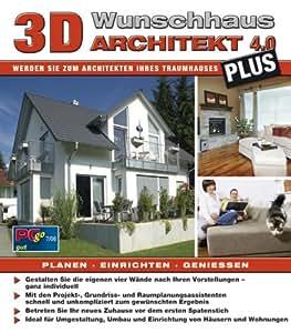 3D Wunschhaus Architekt 4.0 Plus