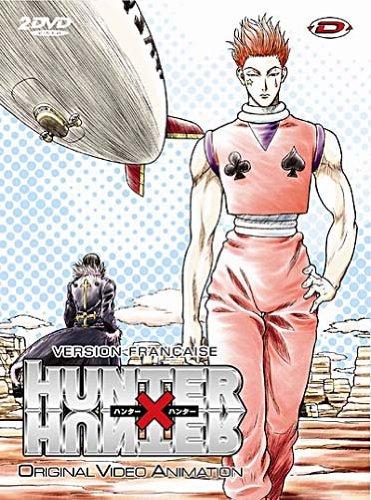 Hunter X hunter OAV (version française) [Édition VF]