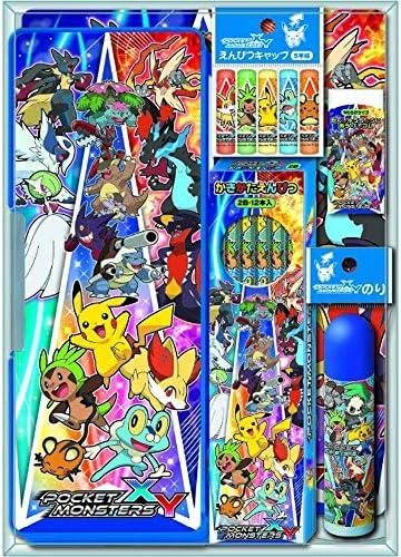 Pokemon Pocket Monsters-Astuccio e articoli di cartoleria, cartoleria, cartoleria, confezione regalo | Pacchetto Elegante E Robusto  | Gli Ordini Sono Benvenuti  | Good Design  487d89