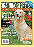 Training Secrets for Golden Retrievers
