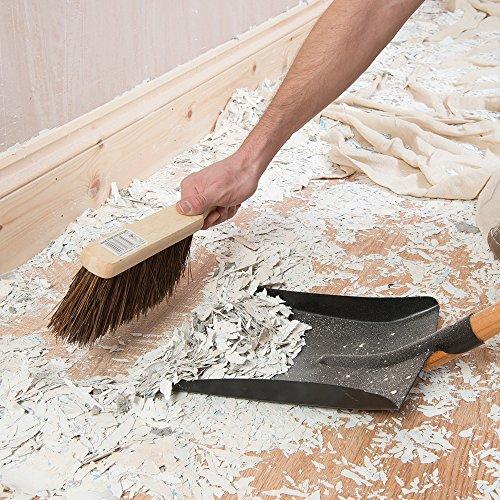 Silverline 277870 Handfeger Mit weichen Kokosborsten