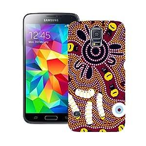 Zapcase Printed Back Case For Samsung Galaxy S5
