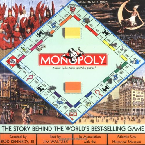 Monopoly: The Story Behind the World's Best-Selling