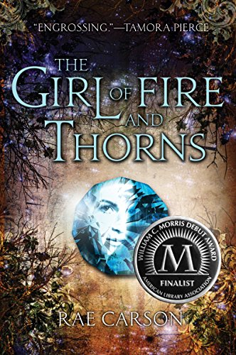 The Girl of Fire and Thorns (English Edition)