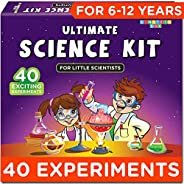 Einstein Box Science Experiment Kit | Chemistry Kit Toys for Boys and Girls Aged 6-12 Years | Birthday Gift Se