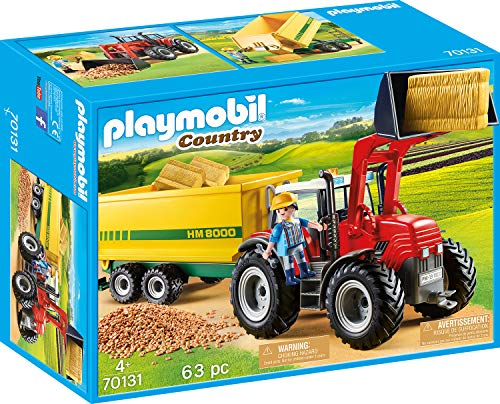 Playmobil 70131 Country Gigante Tractor Colgante