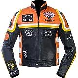 OxMason - Marlboro Man Harley Davidson Biker Leather Jacket