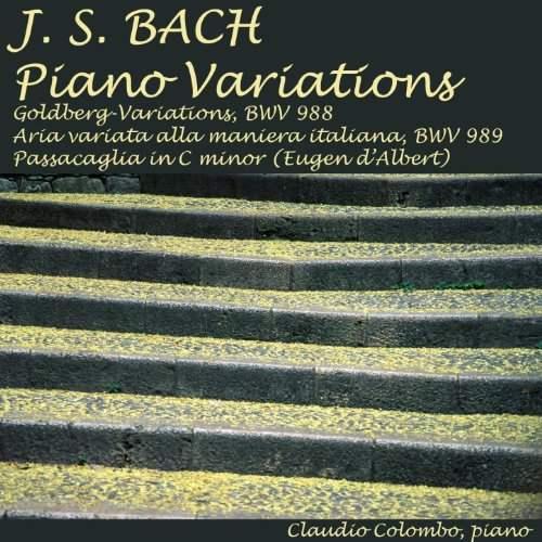 Bach: Piano Variations: Goldbe...