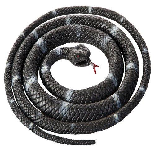 serpente-velenoso-nero-cm-110