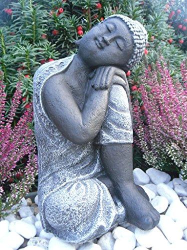 steinfigur-buddha-gartenfigur-steinguss-basaltgrau-2