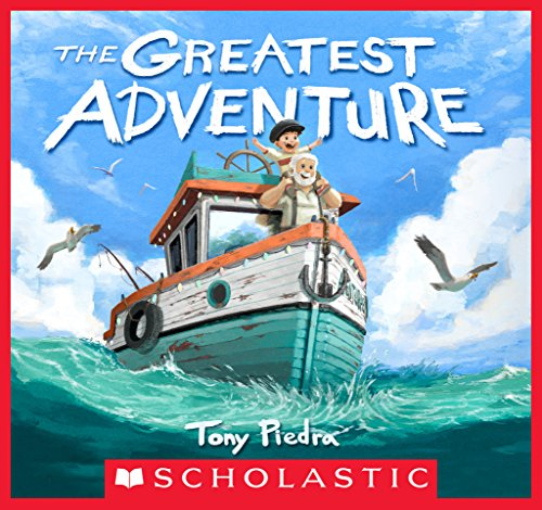 The Greatest Adventure (English Edition)