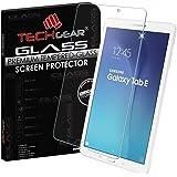 TECHGEAR Galaxy Tab E 9.6 Pouces Verre, Protecteur d'Écran Original en Verre Trempé Compatible pour Samsung Galaxy Tab E 9.6 Pouces (SM-T560 / SM-T561 / SM-T565)