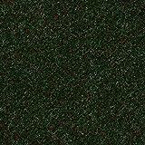Kunstrasen Rasenteppich mit Noppen | Höhe ca. 7,5mm | 133, 200 und 400 cm Breite | grün rot | Meterware, verschiedene Größen | Größe: 3 x 4 m