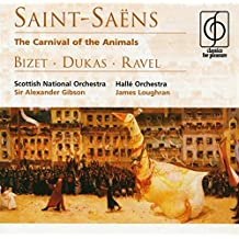 Carnival Of The Animals (Sno, Halle O, Gibson, Loughran)
