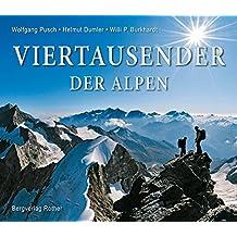 Rother Bildband Viertausender der Alpen