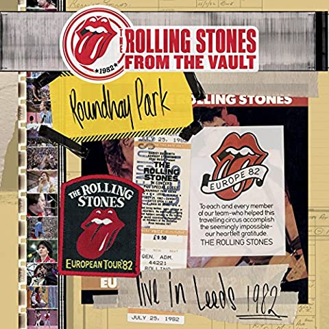 From the Vault:Live in Leeds 1 [Import anglais]
