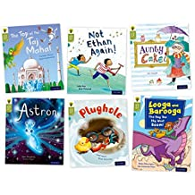 Oxford Reading Tree Story Sparks: Oxford Level 7: Mixed Pack of 6