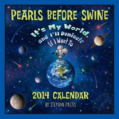 Pearls Before Swine 2014 Wall Calendar