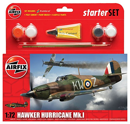 Airfix A55111 - Modellbausatz Hawker Hurricane Mk1