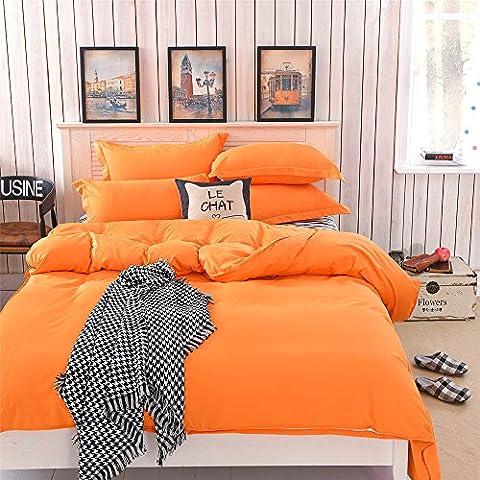 Loveso 23 Farben Einzelzimmer Twin Full Queen Doppelbett Bettwäsche Set