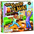 The Floor is Lava! Interactive Board Game for Kids and Adults (Ages 5+) Fun Party, Birthday, and Family Play   Promotes Physi