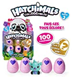 "Hatchimals 6041338 ""Collegtibles 4 Pack + Bonus - Season 2"" (Assorted)"
