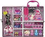 Barbie - El armario de belleza y maquillaje (Markwins 9450110)
