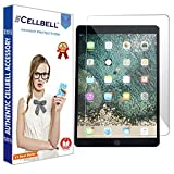 #4: CELLBELL Tempered Glass Sillicone Screen Protector for Apple Ipad Pro (10.5) - 2017 with Installation Kit