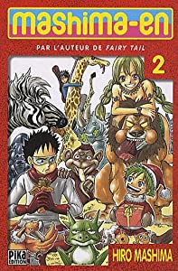 Mashima-en Edition simple Tome 2