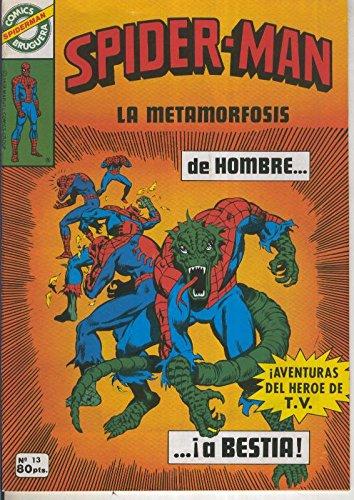 comics-bruguera-spiderman-numero-13