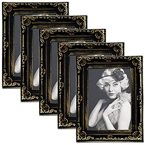5er Packung Woltu Bilderrahmen 10x15cm Bild Rahmen Foto Galerie Bilder