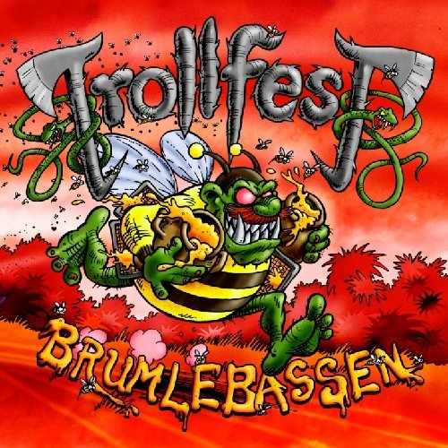 Trollfest: Brumlebassen (Limited Digipack) (Audio CD)