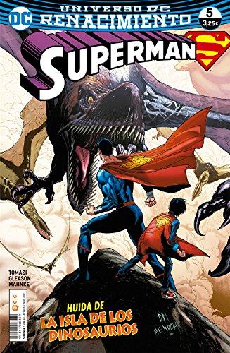 Superman 60/5 (Superman (Nuevo Universo DC))