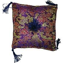 Coussin de bol - violet