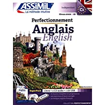 Perfectionnement Anglais (superpack USB: livre+CD mp3+clé USB)