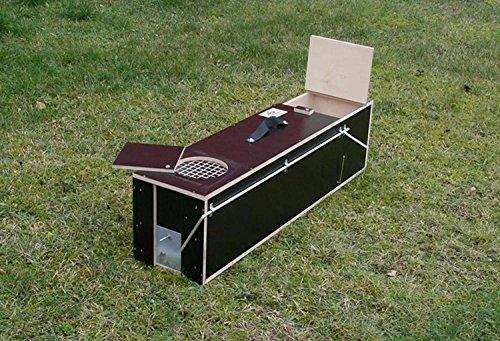 marderfalle maderbunker lebendfalle 51 dein tierproblem. Black Bedroom Furniture Sets. Home Design Ideas