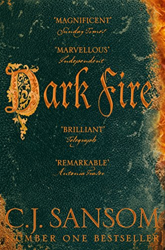 Dark Fire (The Shardlake Series Book 2) (English Edition) por C. J. Sansom