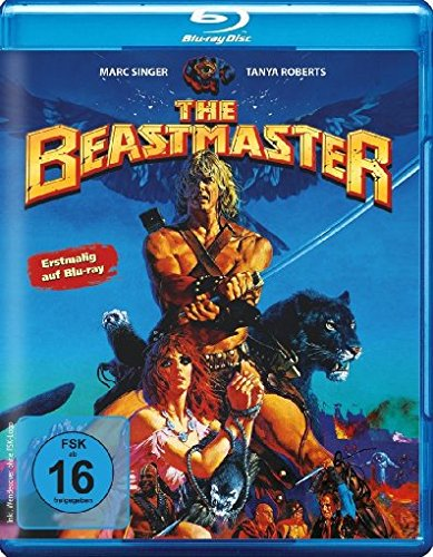 Bild von The Beastmaster - Uncut Version [Blu-ray]